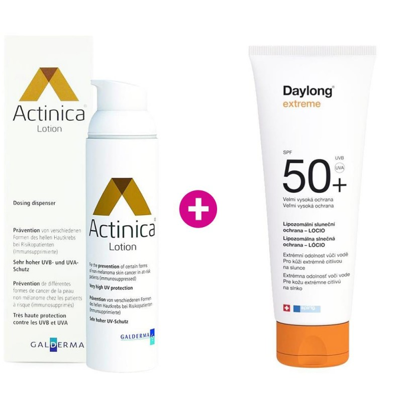 DAYLONG Actinica 80 gr+Extreme 100 ML
