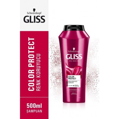 Gliss Color Protect Şampuan 500 Ml