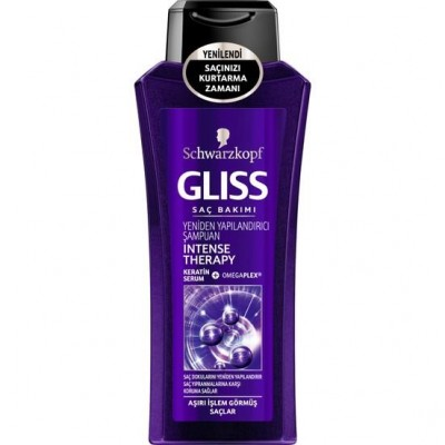 Gliss Intense Therapy Şampuan 360 ml