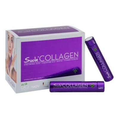 Suda Collagen 40 Ml X14 Shot (560 Ml Erik Aromalı) Skt:07/21